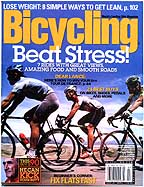 Bicycling Magazine July 7, 2004