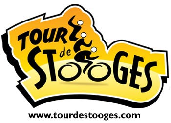 Tour De Stooges Is May 4!